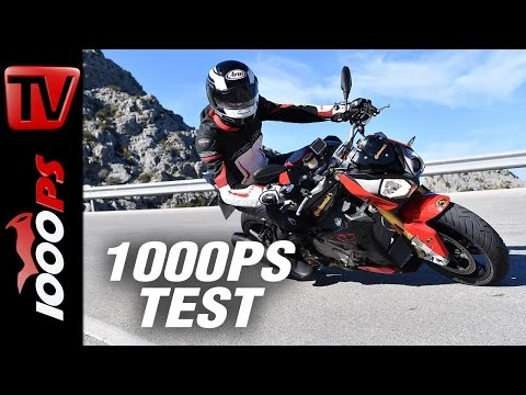 1000PS Test - ContiRoadAttack 3 im Test | Continental Reifentest in Mallorca