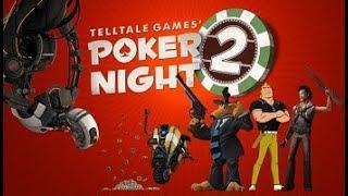 Poker Night 2 - Funny  Conversations