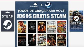 Jogos Top da Steam Que Está Grátis Por Pouco Tempo (Cartas Colecionáveis) PES 2019 e muito mais