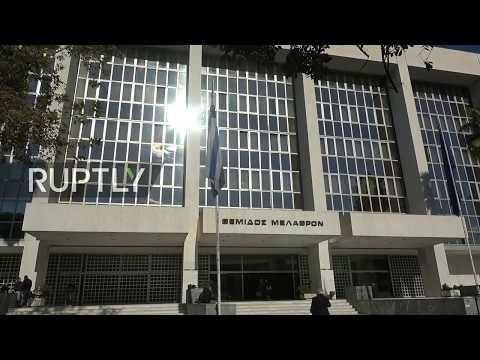 LIVE: Bitcoin fraud suspect Vinnik leaves Athens Supreme Court after US extradition appeals hearing