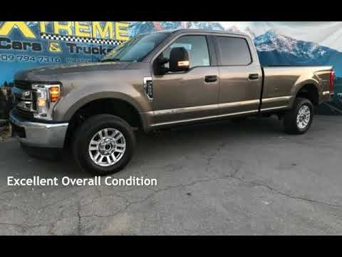 2018 Ford F-250 Super Duty XLT for sale in REDLANDS, CA