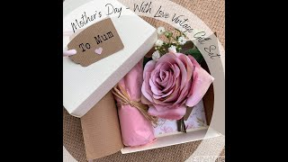Video: Mothers Day Vintage Gift Set