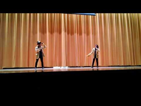 The Internet Is Here    Cover    WINS FIRST PLACE IN TALENT SHOW!!!