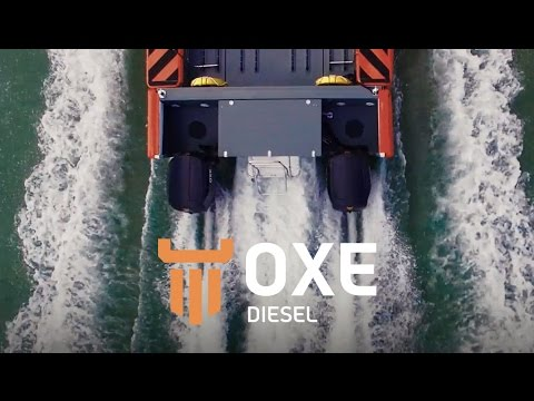 OXE Diesel Outboard - When Reliability Is Key