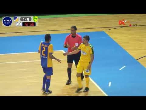 NICOSIA FUTSAL CUP | APOEL vs AEK LARNACA  (VOD)