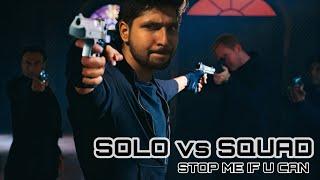 Solo vs Squad Rush Game Play in Telugu    Asia    Stream No:83    Heros Gaming