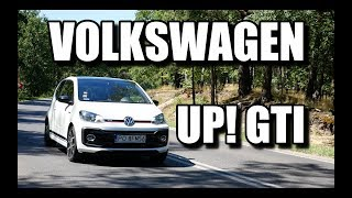 Volkswagen up! GTI (ENG) - Test Drive and Review