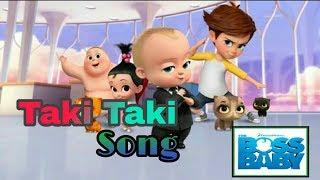 Taki Taki Song