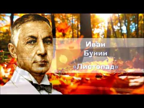 Изображение предпросмотра прочтения – ИванСуянов читает произведение «Листопад (Осенняя поэма)» И.А.Бунина