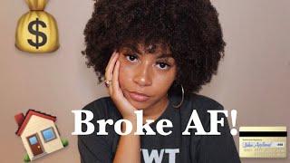 Im broke AF | 100,000 in student loans, missing payments, credit card debt, living at home