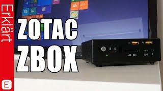 Bester Mini-PC für unter 400€ - Zotac ZBOX CI540 nano Plus - Test / Review (Deutsch)