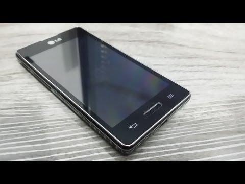 LG Optimus L5 II - E450 - Unboxing e Primeiras Impressões