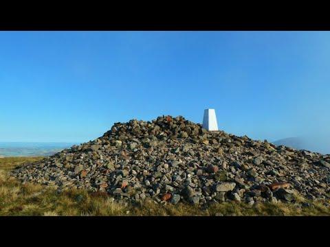 Windy Gyle & The Border Ridge, Northumberland - 2 October 2020