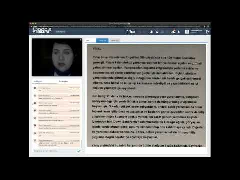 Diksiyon Kursu - Enstitü - Online Eğitim