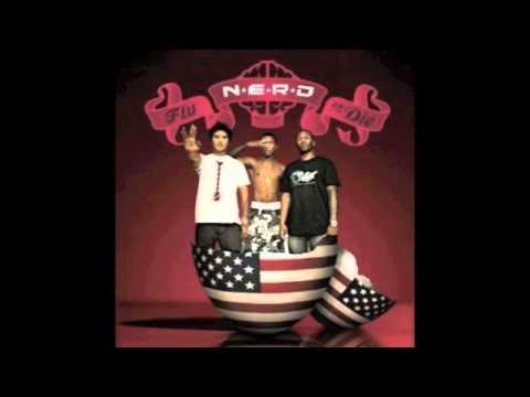 N.E.R.D. - Charriot Of Fire / Hidden Track