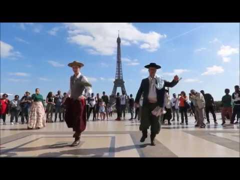 Des Gaúchos à Paris