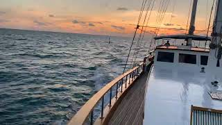 Meeru Island Resort & Spa was live. Experience Sunset on a Yacht Excursion at Meeru Island