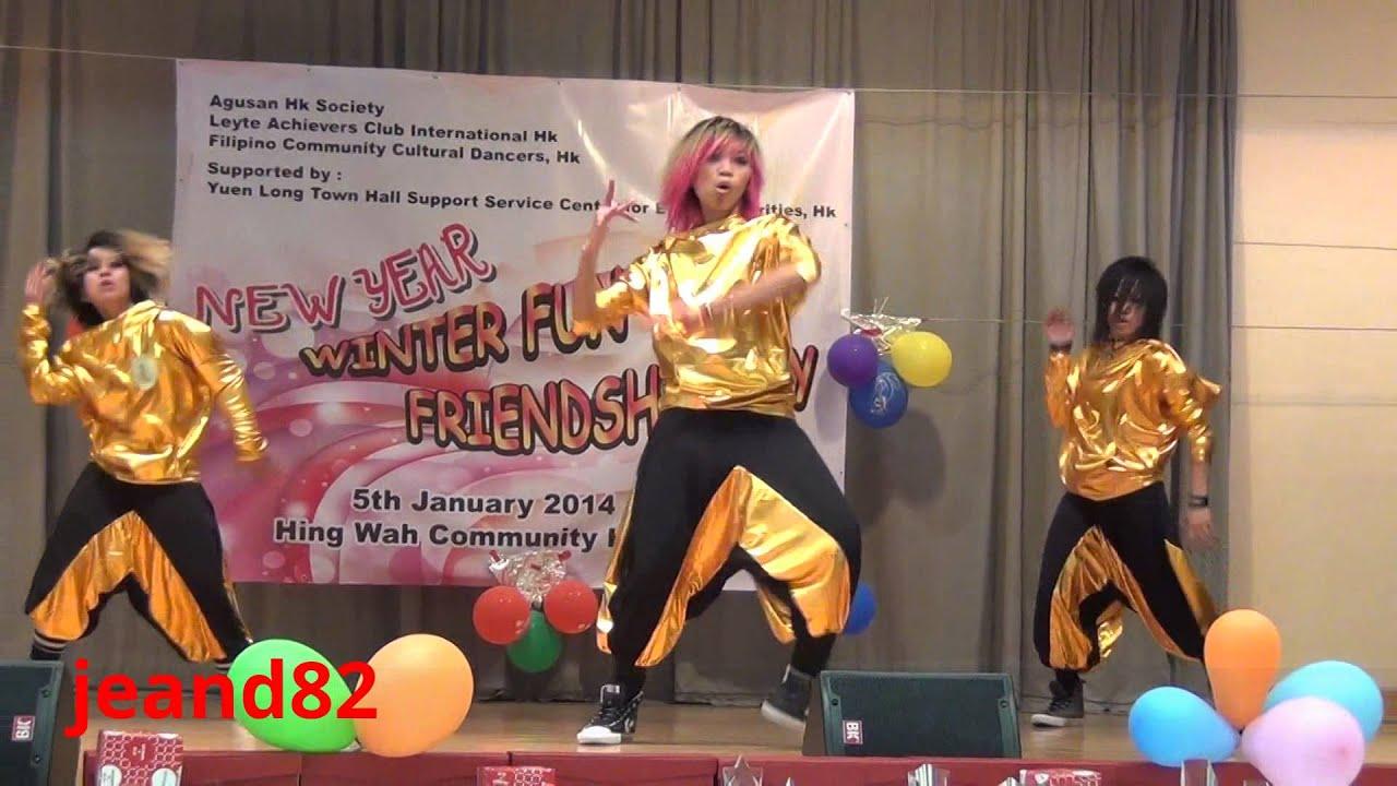 LOMBA DANCER~GANKTERZ DANCER HKG~(JEAND82)