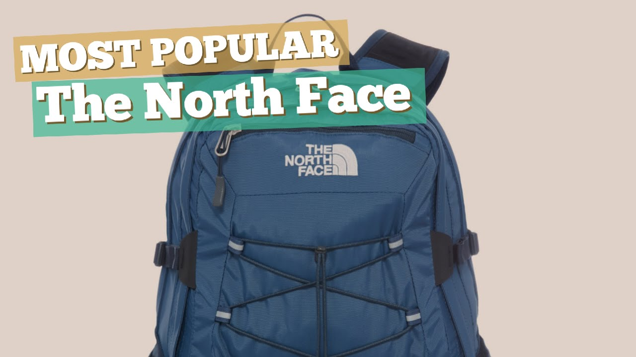 a523ca5e9 The North Face Backpacks For Men // Most Popular 2017