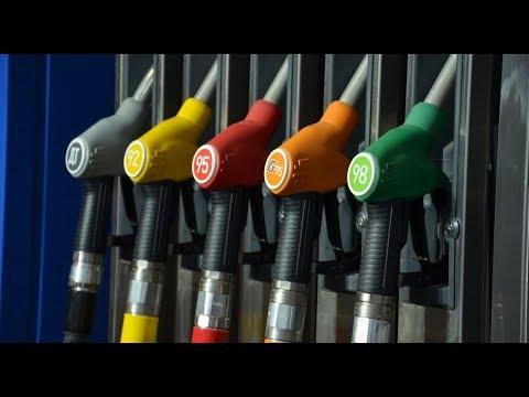 Битва октанов Новосибирск март 2018  добавляем Ацетон в бензин!?
