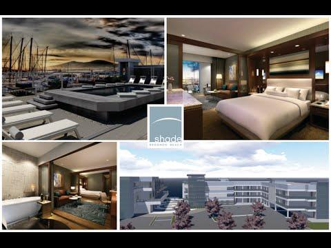 SHADE HOTEL: MANHATTAN BEACH, CALIFORNIA