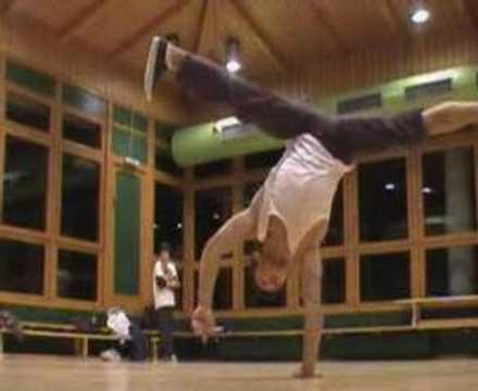 Flex-holik BloodSport Crew Balance Trailer 2008