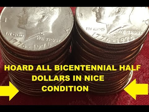 COIN ROLL HUNTING HALF DOLLARS FOR RARE & VALUABLE COINS! WE FOUND SILVER AND MORE!!