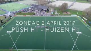 Push H1 vs. Huizen H1 #KeepOnDroning