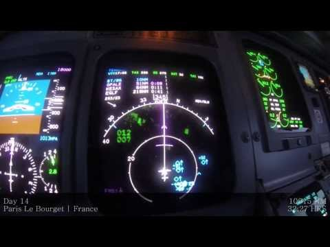 Inside VistaJet :: 16 Days On A Challenger 850 :: filmed with GoPro Hero 3