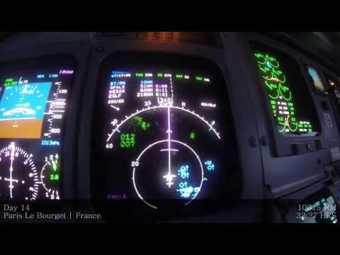 Inside VistaJet :: 16 Days On A Challenger 850 :: filmed with GoPro Hero 3