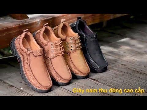 Giày Nam Cao Cấp Nhập Khẩu 2019 || Giaynam