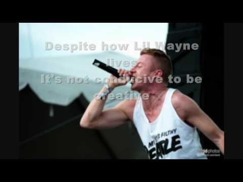 Macklemore • Otherside REMIX ft. Fences LYRICS [720p]