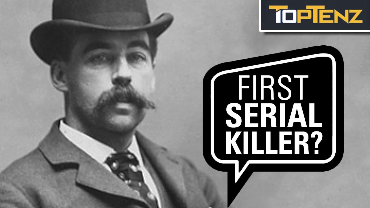 the life of h h holmes americas first serial killer Herman webster mudgett is considered america's first serial killer known as  hh holmes, he committed many of the murders in his infamous murder castle.