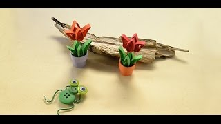 Home Décor Ideas on How to Make Easy Quilling Flowers for Beginners