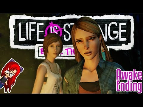 ...WE MAY HAVE COMMITTED A FELONY | Life is Strange Before the Storm Episode 1 Ending
