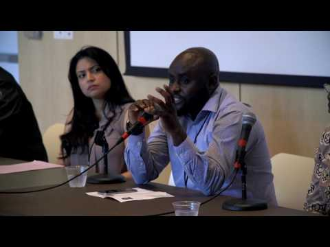 Refugee and Immigrant Voices: Jowel Iranzi, Democratic Republic of Congo