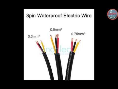 Wire\u0027s use with correct load  mm in hindi (Hindi/Urdu)- YouTube SEO