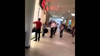 ridgemar mall fight fort worth,texas