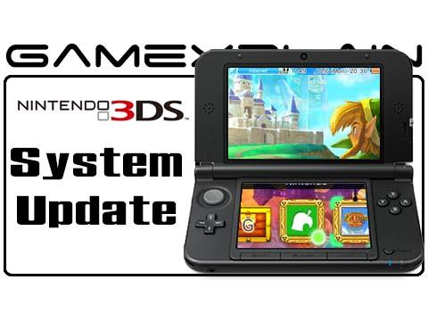 Omg 3ds home screen themes system update 9 0 0 20u tour - Homedesignlover com ...