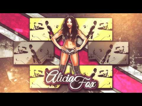 Alicia Foxs Theme  PaPaPaPaParty Arena Effect For WWE 13
