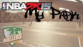 NBA 2K15 My Park | Giving a 7