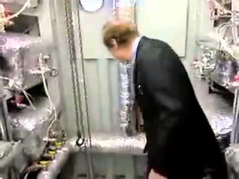A look inside the 1 MW E Cat cold fusion LENR plant part 1