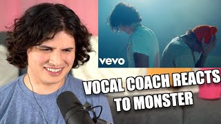 Download Vocal Coach Reacts to Shawn Mendes, Justin Bieber - Monster