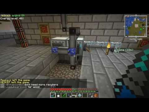 [ FTB ][S07E06][ 8-Bit Blocks ][ Ultimate ] w/TLV - Tiny piles into dusts with ME system receipies