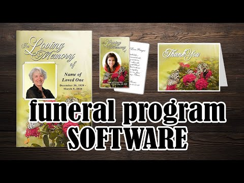 Funeral Home Software For Funeral Directors