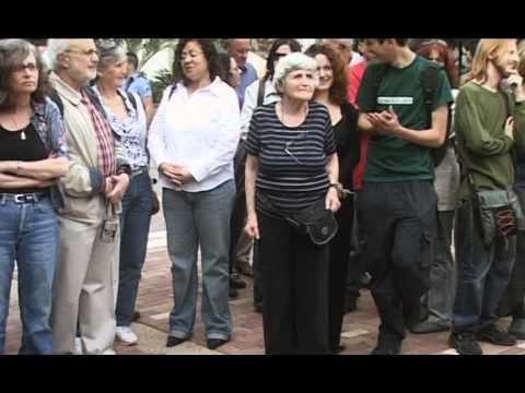 The Raging Grannies Anti Occupation Club English Full Movie Documentary