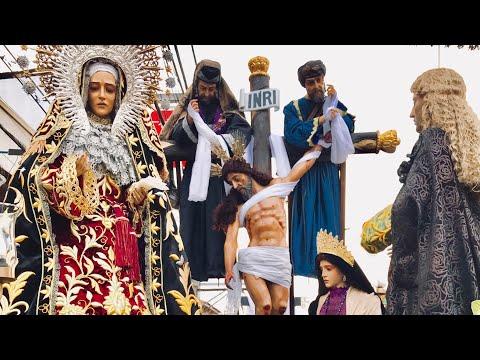 Semana Santa Virtual Procession 2020 || Paroquia De Salinas || Rosario, Cavite