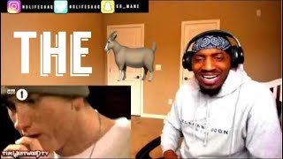 Eminem biggest ever freestyle in the world! - Westwood | REACTION