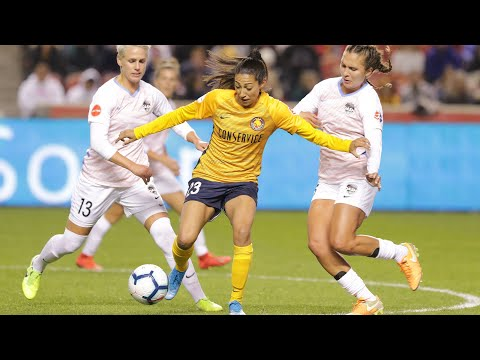 Highlights: Utah Royals FC Vs. Houston Dash | October 12, 2019