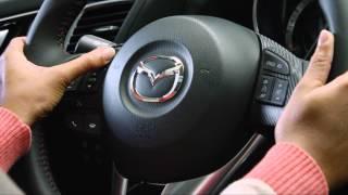 Pandora App in Mazda